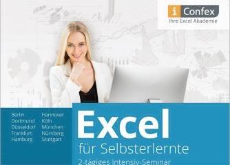 Excel für Selbsterlernte (auch Inhouse)