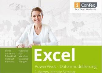 Excel PowerPivot Datenmodellierung (auch Inhouse)