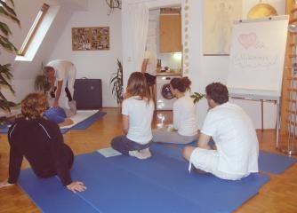 Klassische Massageausbildung Grundkurs