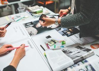 Buch- und Covergestaltung – Grundlagen des editorial designs