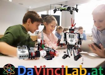 Ostercamp - Lego Roboter Bauen und Programmieren