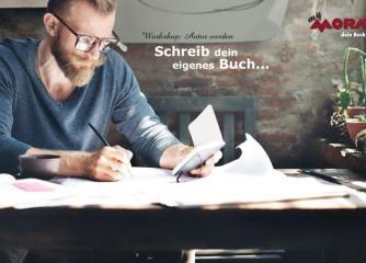 Workshop – Autor werden! Schreib dein eigenes Buch!