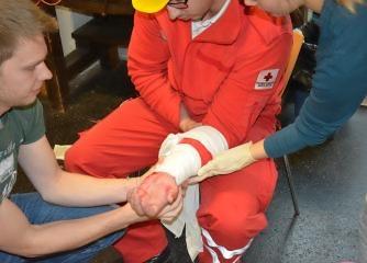 Erste Hilfe Grundkurs (16 Stunden) - (Betriebliche/r ErsthelferIn) - Wiener Rotes Kreuz