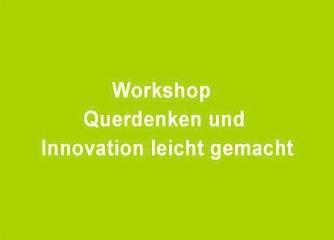 Querdenken und Innovation leicht gemacht - Deutschland