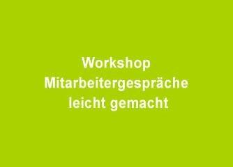 Mitarbeitergespräch leicht gemacht - Deutschland