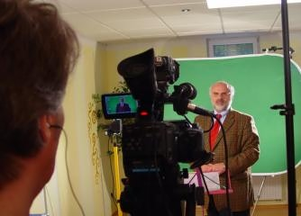 Media-Workshop Modul 1 The Elevator Pitch Interviews vor der Kamera professionell absolvieren
