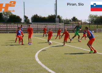 H2 Football Camp in Portorož/Piran