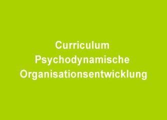 Psychodynamische Organisationsentwicklung - Modul 6