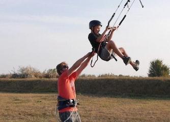 Kitesurfen Kids Kitecamp