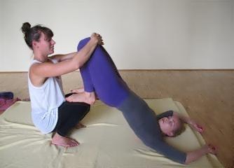 Nuad-Osteothai mit Arno L´Hermitte (für Fortgeschrittene Körper-PraktikerInnen)