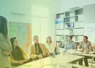 Zielorientierte Projektgespräche und -sitzungen