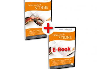 Kombipaket Basiskurs Stimmentwicklung (CD + E-Book)