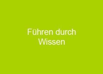 Führen durch Wissen - Wien