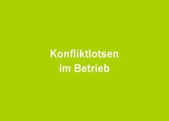 Konfliktlotsen im Betrieb - Salzburg