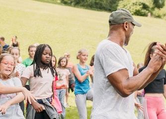 Tanzsommercamp am Appelhof (8-15 Jahre)