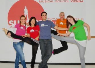 Kostenloser Schnuppertag im Sunrise Junior Programm (Musical-Vorausbildung)