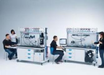 Grundlagen der Hydraulik und Elektrohydraulik