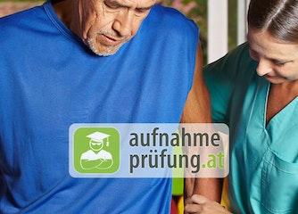 Physiotherapie Aufnahmeverfahren Vorbereitungskurs Graz