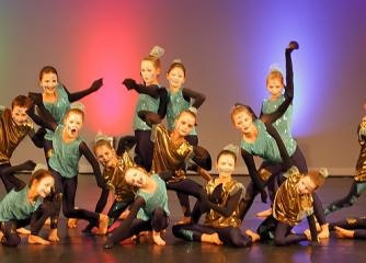 Modern Dance 1 ab 5 Jahre