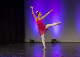 Modern Jazz Dance ab 8 J.