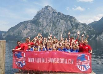 Fußballcamp - Neukirchen bei Altmünster  (7-14 Jahre)