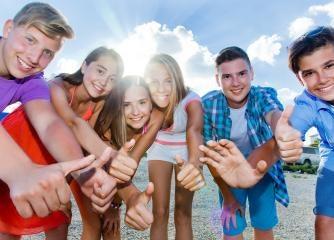 Englisch Feriencamp Salzburg 2017 für Kinder von 10 - 15 Jahren