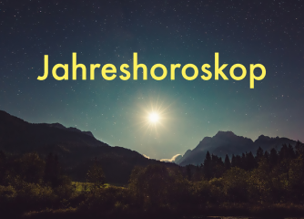 Jahreshoroskop 2016