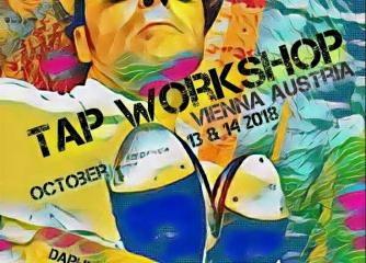 Tap Dance Workshop - Pascal Hulin - Stepptanz -- Intermediate