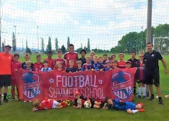 Fußballcamp - Wiener Neustadt  (7-14 Jahre)
