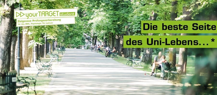 yourTARGET Vorbereitungskurse Uni Graz