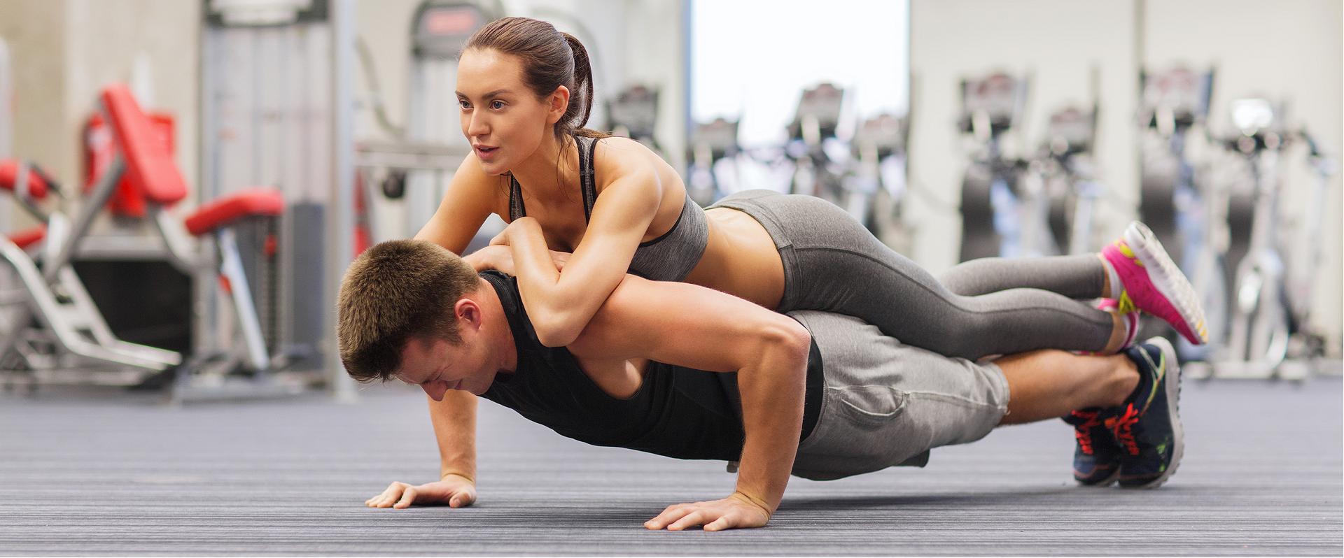 Fitness Kurs online buchen