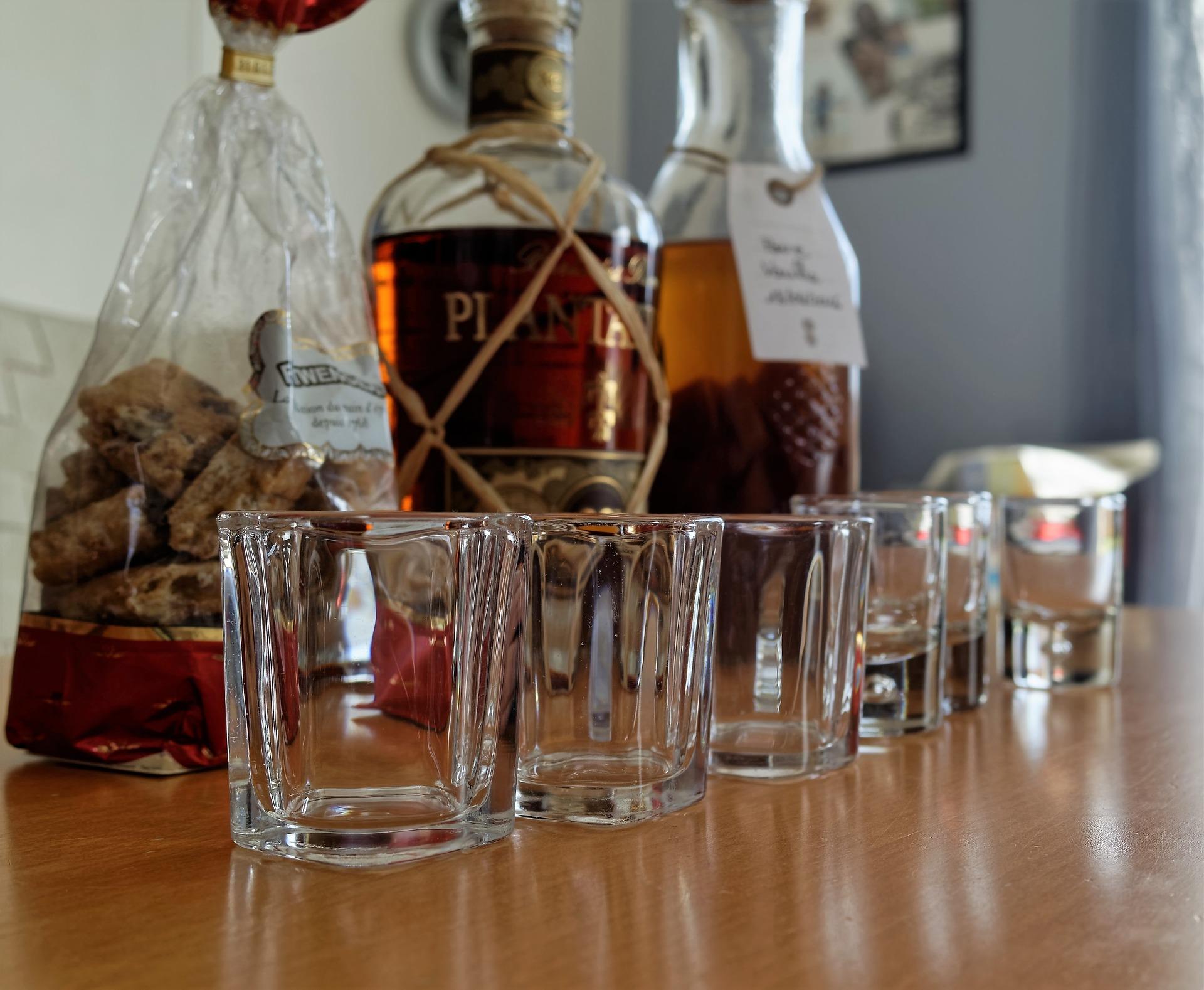 Rumverkostung - Rum Tasting: Destillate aus Zuckerrohr