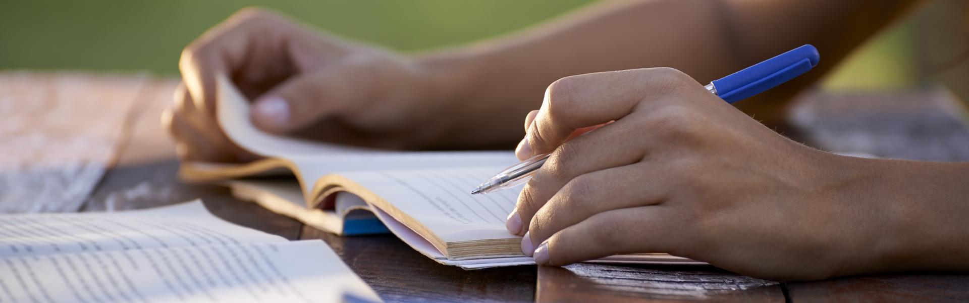 Schreibseminar: Schreiben lernen